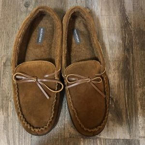 Rock port 12 Men's Slippers Almost New